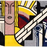 Roy Lichtenstein, Modern Tapestry, 1968