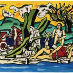 Fernand Léger, Country Outing (second state), circa 1980