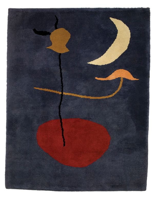 Joan Miró, Spanish Dancer, circa 1962