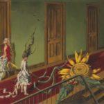 Dorothea Tanning, Eine Kleine Nachtmusik, 1943