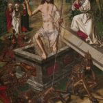 Bartolomé Bermejo, Resurrection, about 1470–75