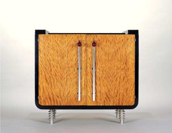 Ralph Widdicomb (designer) and John Widdicomb Co., Grand Rapids, Michigan (manufacturer), Cabinet, 1933