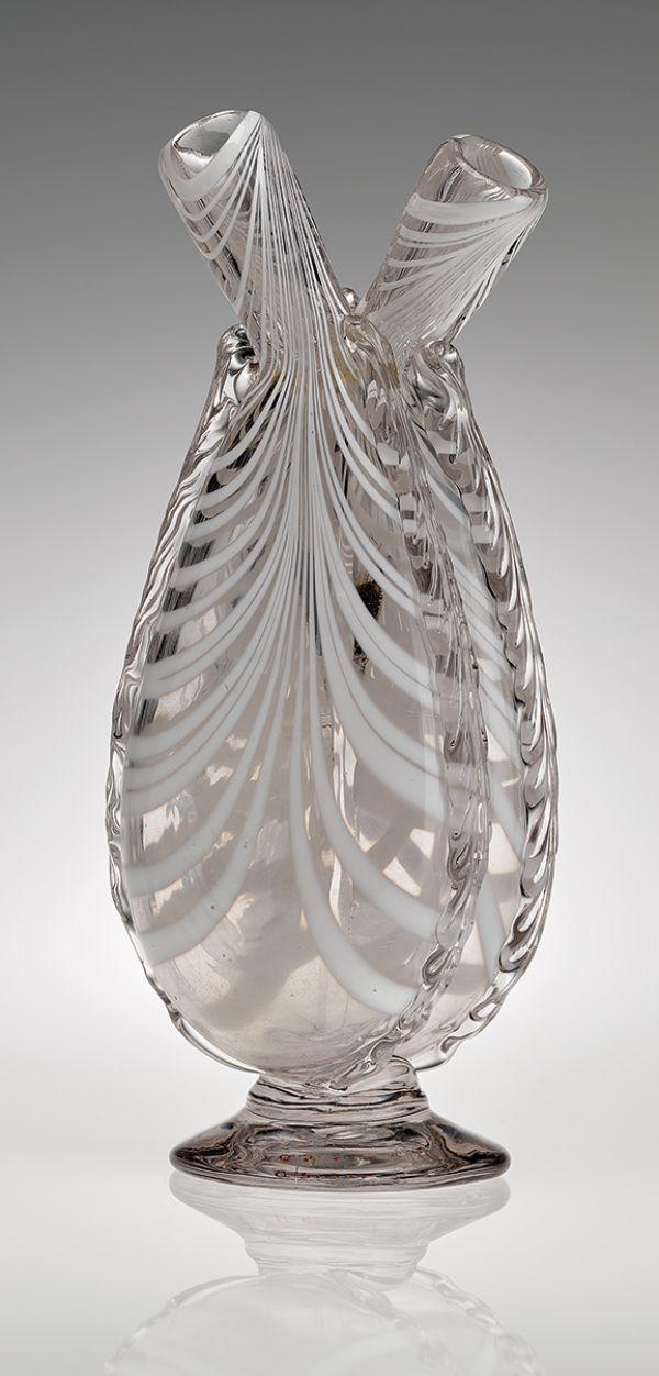 Gimmal Flask, N.J., 1820–40