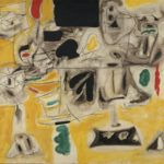 Arshile Gorky, Landscape-Table, 1945