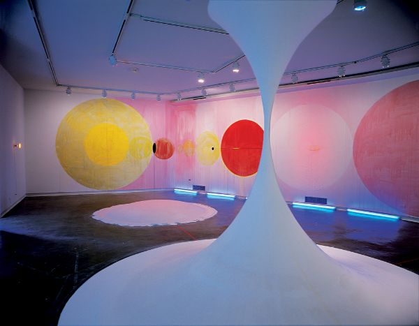 Judy Pfaff, Notes on Light and Color, 2000