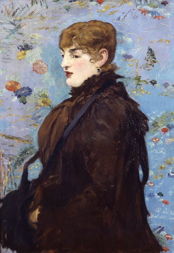 Édouard Manet, Autumn (Méry Laurent), 1881 or 82