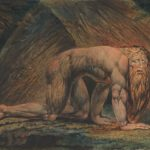 William Blake, Nebuchadnezzar, 1795-c. 1805