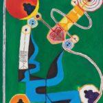 Frank Lobdell, Pier 70, Summer I, 2001