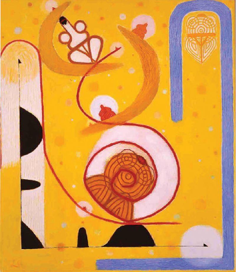 Frank Lobdell, Pier 70, 2.21.94-3.19.94, 1994