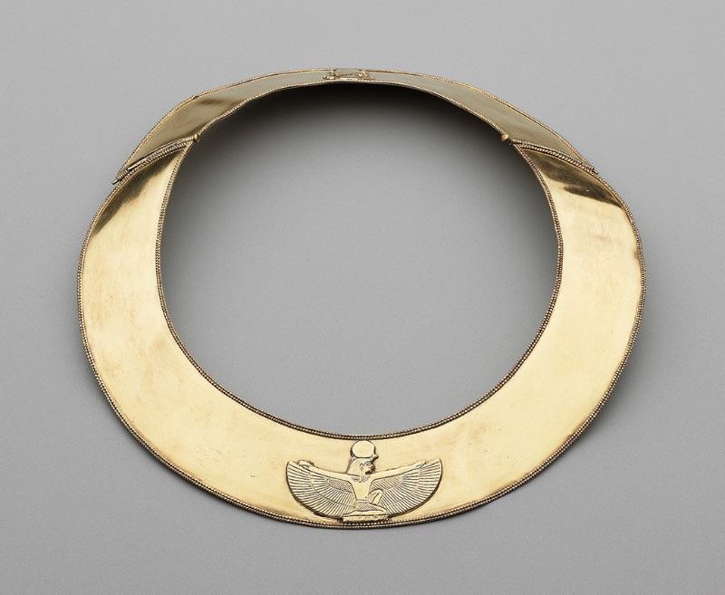 Collar, 712-698 B.C.