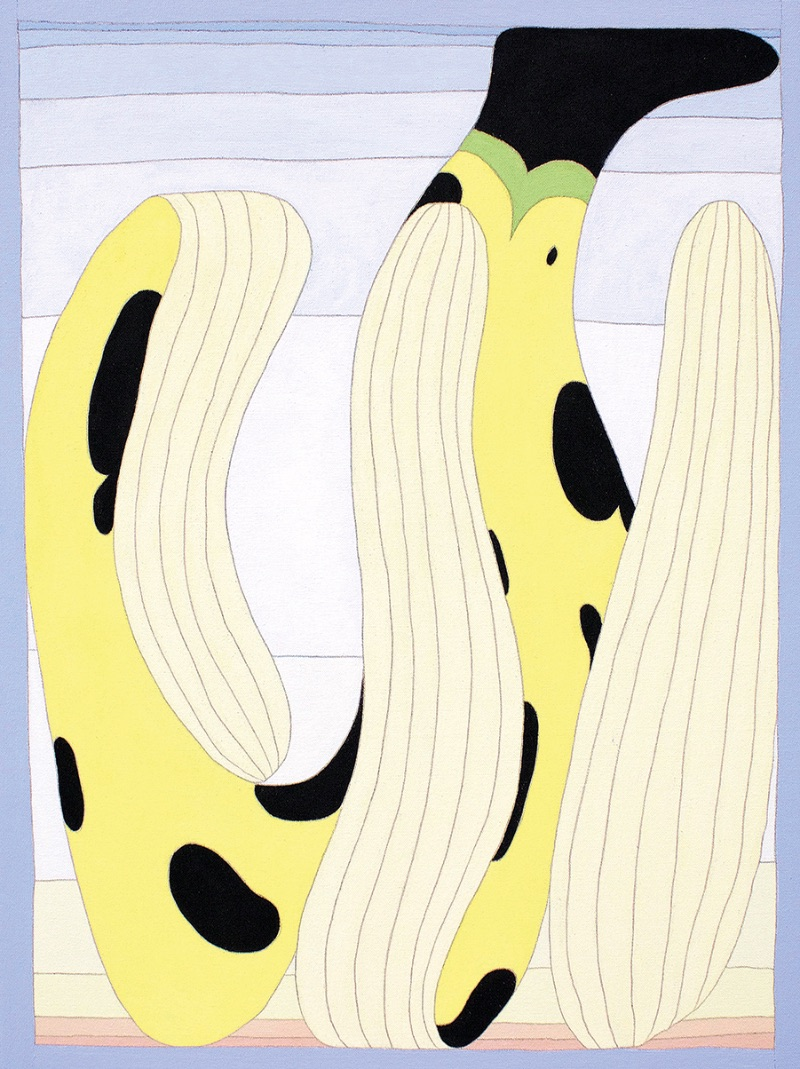 David Onri Anderson, Early Banana Peel Sunrise, 2019