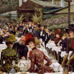 James Tissot, La Femme à Paris: The Artists' Wives, 1885