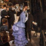 James Tissot, La Femme à Paris: The Bridesmaid, ca. 1883-1885