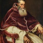 Titian (Tiziano Vecellio), Pope Paul III Without a Cap, 1543