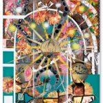 Lari Pittman, Untitled #5, 2010