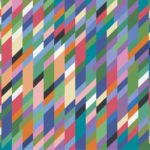 Bridget Riley, High Sky, 1991.