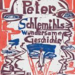 Ernst Ludwig Kirchner, Peter Schlemihl's Wondrous Story, title page, 1915