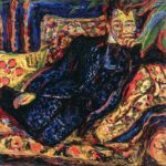 Ernst Ludwig Kirchner, Portrait of Hans Frisch, ca. 1907