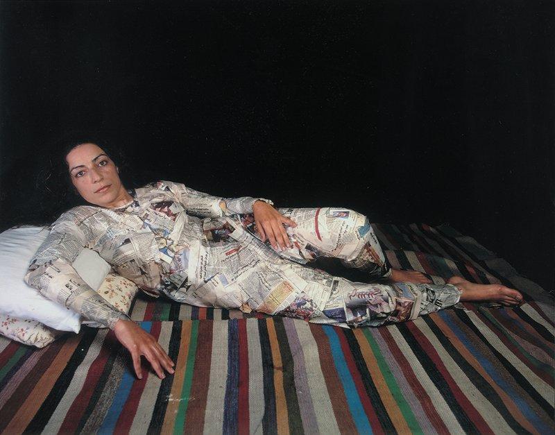 Raeda Saadeh, Who will make me real?, 2003