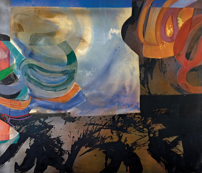 Syd Solomon, Duality, 1980
