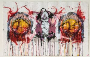 Norman Bluhm, Untitled, 1998