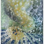 Barbara Takenaga, Twister, 2015