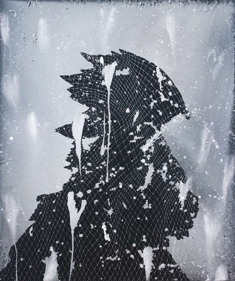 Barbara Takenaga, Shadow Love, 2018
