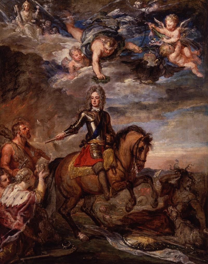 Sir Godfrey Kneller John Churchill, 1st Duke of Marlborough, c.1706