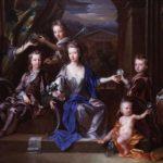 John Closterman, The Children of John Taylor of Bifrons Park, 1696