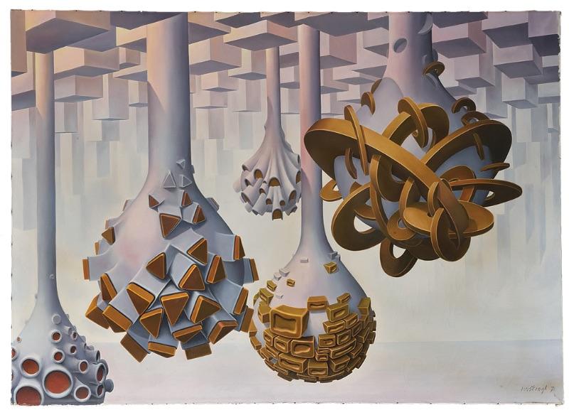 Franz Jozef Ponstingl, Isotopes of Furniture, 1917