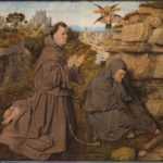 Jan van Eyck, Saint Francis of Assisi Receiving the Stigmata, 1440