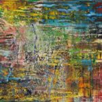 Gerhard Richter, Abstract Painting, 2016