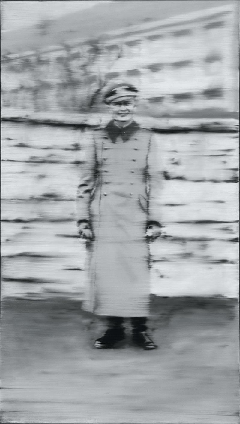 Gerhard Richter, Uncle Rudi, 1965