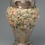 Tiffany & Co. (1837–present), Magnolia Vase, 1893