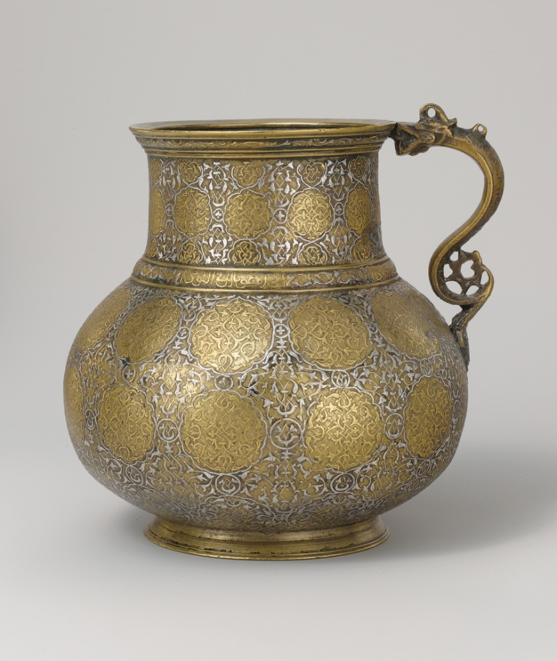 Tiffany & Co. (1837–present), Jug, probably Herat, Afghanistan, early 16th century