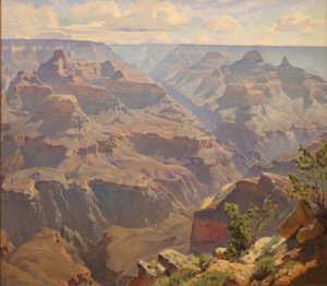 Gunnar Mauritz Widforss, The Grand Canyon
