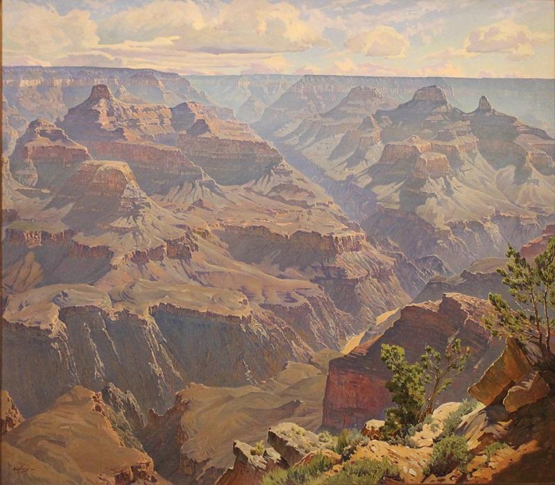 Gunnar Mauritz Widforss, The Grand Canyon