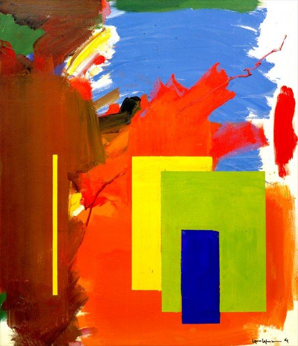 Pintura: Hans Hofmann