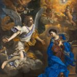 Benedetto Gennari, The Annunciation, 1686.