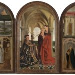Anonymous (Southern Low Countries), after Jan van Eyck, The Triptych of Petrus Wyts